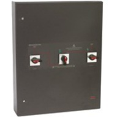 SERVICE BYPASS PANEL
