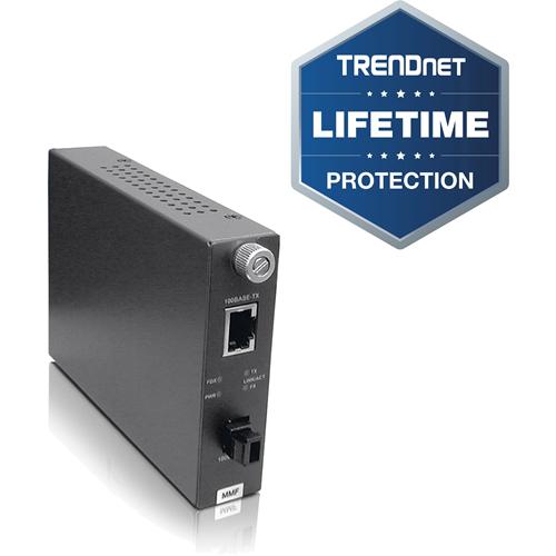 TRENDnet (TFC-110MM) Transceivers/Media Converters