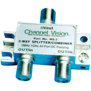 Channel Vision (HS2) Signal Splitters/Amplifiers