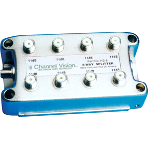 Channel Vision (HS8) Signal Splitters/Amplifiers