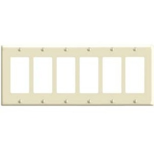 Leviton (80436-I) Faceplate & Mounting Box