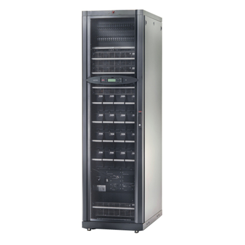 APC InfraStruXure - UPS ( external ) - AC 208 V - 20 kW - 20000 VA - Ethernet 10/100 - 9 output connector(s)