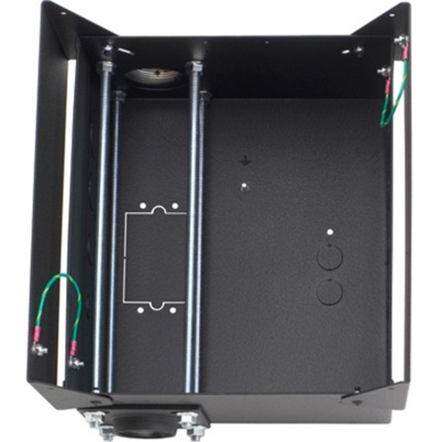 CMA-160 is designed to make installations quicker, easier and cleaner for installers by providing one central, compact location for electrical hook-ups, cables and equipment.