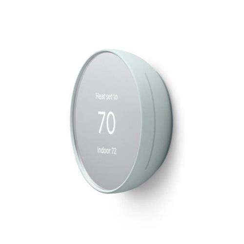 Google GA02083-US Nest Thermostat, Fog