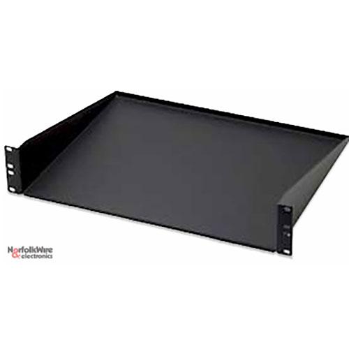 "Kendall Howard 2U 14"" Component Shelf"