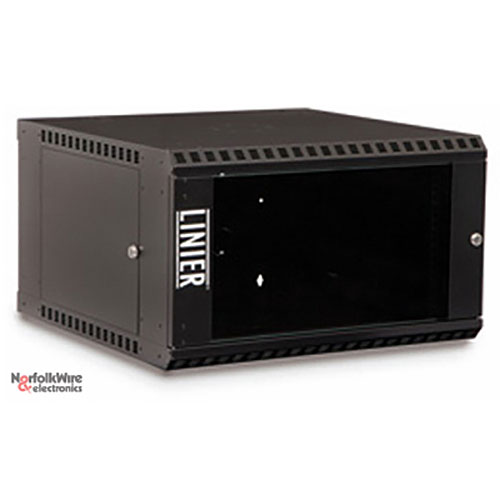 Kendall Howard LINIER 3140-3-001-06 Fixed Wallmount Rack Cabinet