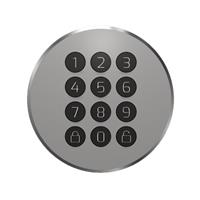 Danalock D0BP0SI Bluetooth Keypad (Danapad) V3 Silver USA-Version
