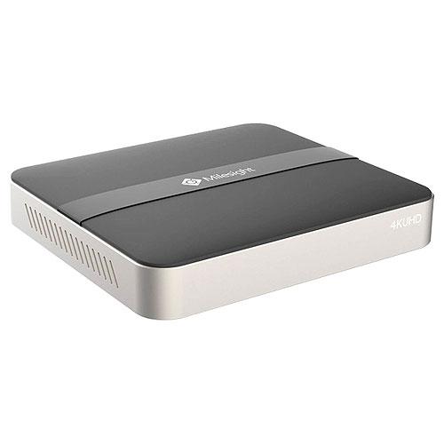Milesight MS-N1004-UPC 1000 Series 4-Channel 4K H.265 Mini PoE NVR