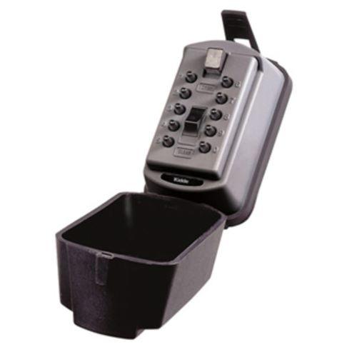 Kidde 001324 Keysafe Auto Key Box, Permanent Mount , ?Titanium (Gray) Reshipper