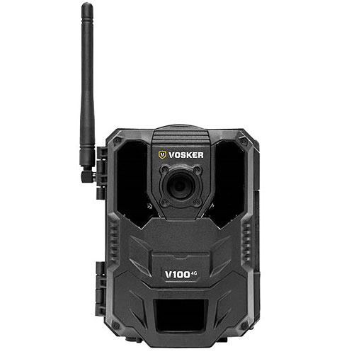 ADVANCED 4G - BASED SECURITY CAMERA