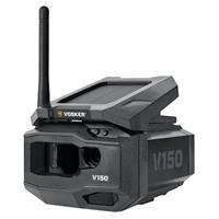 VOSKER V150-V Solar Powered LTE Cellular Outdoor Security Camera (Verizon Network)