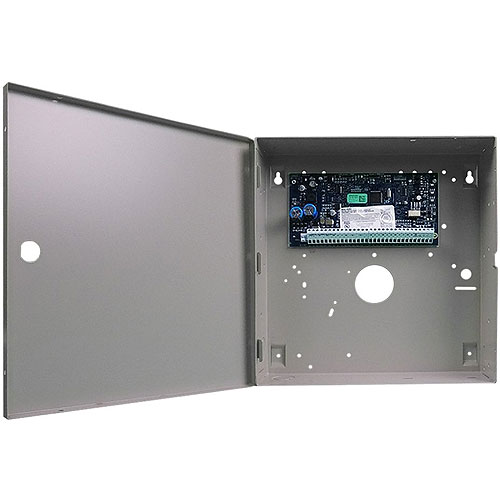 DSC HS2016NKCP01 Power Series NEO Security Control Panel, 4 Wireless Repeaters, 47 + Master Access Codes, No Keypad