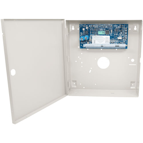 DSC HS2016NK PowerSeries NEO Alarm Control Panel, Large Cabinet, Without Keypad