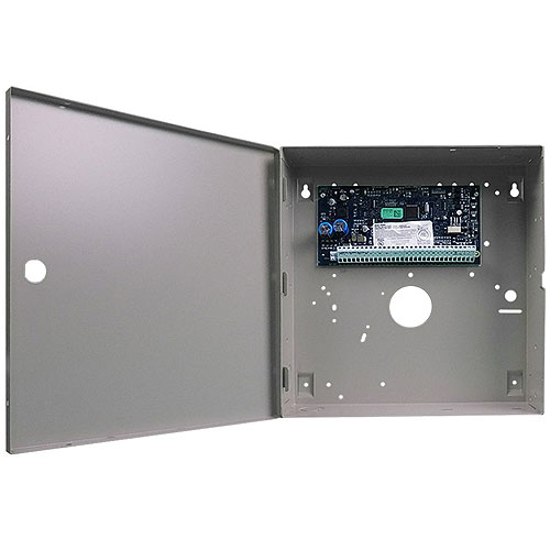 DSC HS2032NK PowerSeries Neo Control Panel In Large Cabinet No Keypad