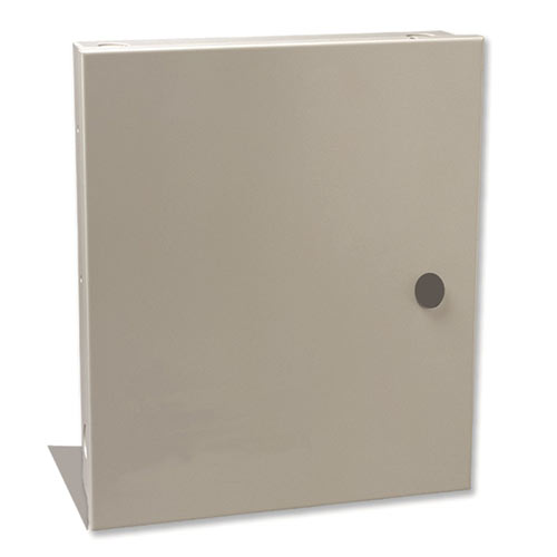 """DSC PC5003c PowerSeries Large Expansion Cabinet, 12""""x 12"""" and 3"""""""