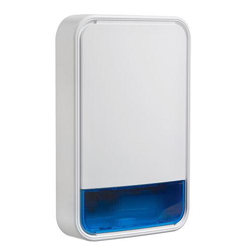 DSC PG9911B BATT PowerG Wireless Outdoor Siren With Battery