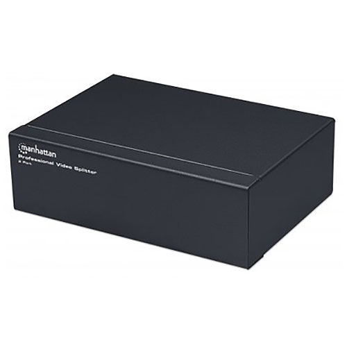 Manhattan 207331 Professional Video Splitter 2-Port