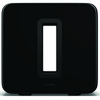 WIRELESS SUBWOOFER BLK