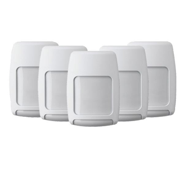 Honeywell Home 5800PIR5KT Wireless Motion Detectors 5 Pack