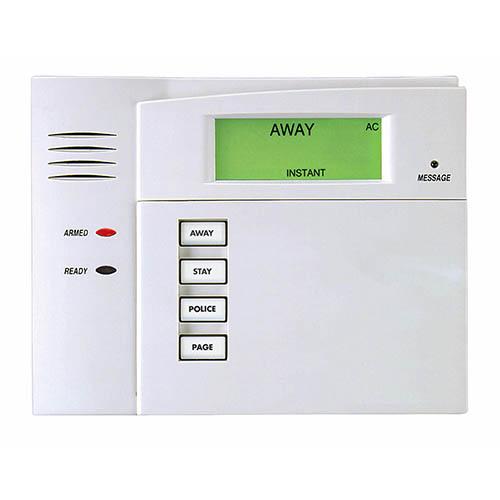Honeywell Home 5828-KT Wireless Fixed English Keypad with AC Power Adaptor