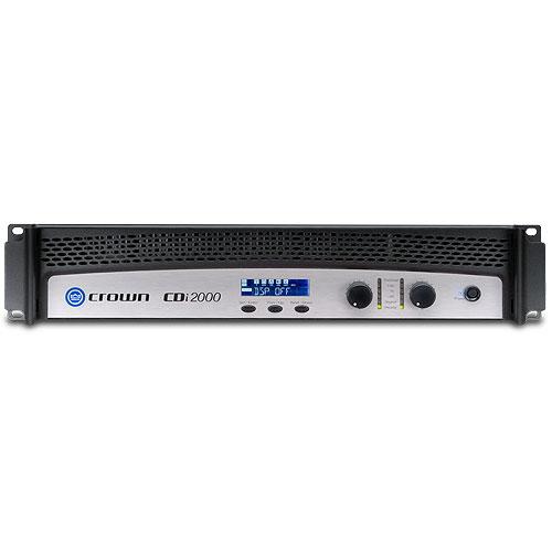 Harman Crown CDI 2000 Amplifier
