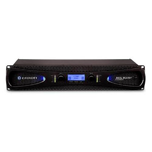 1000W AMP W/XOVER AND LIMITER,120V