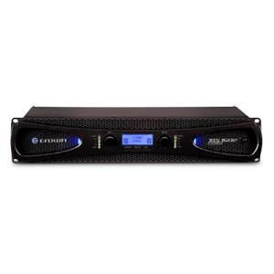 1000w Amp W/Xover And Limiter, 120v