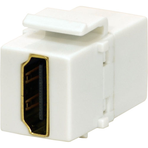 DataComm Keystone Digital Audio/Video Faceplate Module