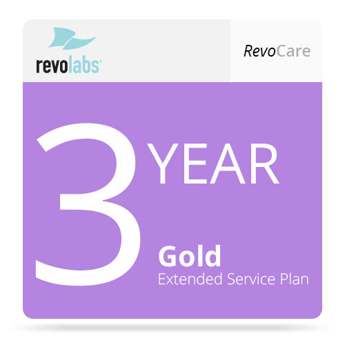 Revolabs revoCARE Elite Support - 3 Year Extended Warranty - Warranty