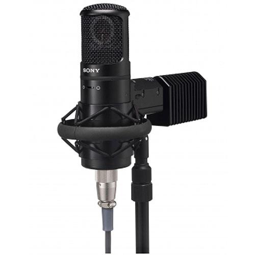 Sony C-800GPAC1 Studio Tube Condenser Microphone PAC