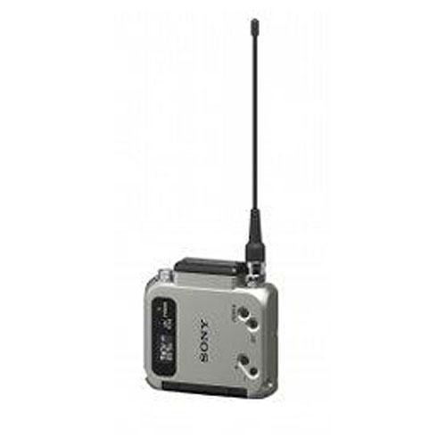 Sony DWT-B03R DWX Series Digital Wireless Microphone Bodypack Transmitter