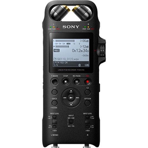 Sony PCM-D10 D10 Linear PCM-Recorder D Series