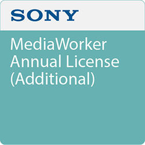 Sony UBIMWK MediaWorker