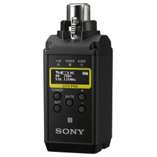 Sony UTX-P40 UWP-D Wireless Plug-On Transmitter (UC14: 470 to 542 MHz)