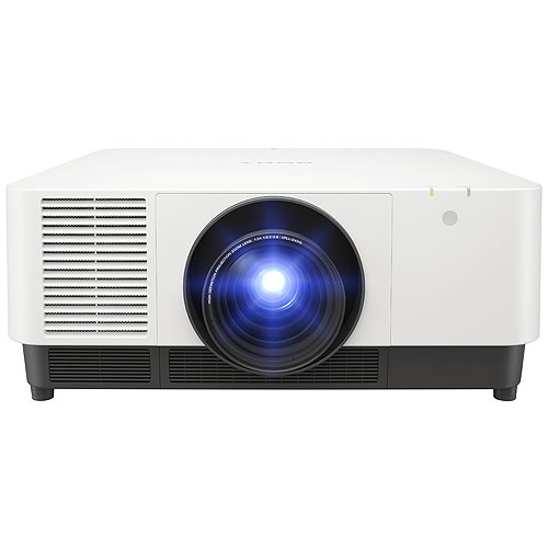 VPL-FHZ131L 13,000 Lumens Laser Light Source Projector, White