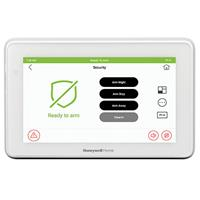 Honeywell Home 6290W 7 in. Color Touchscreen Keypad with Voice (Replaces 6280S & 6280W)