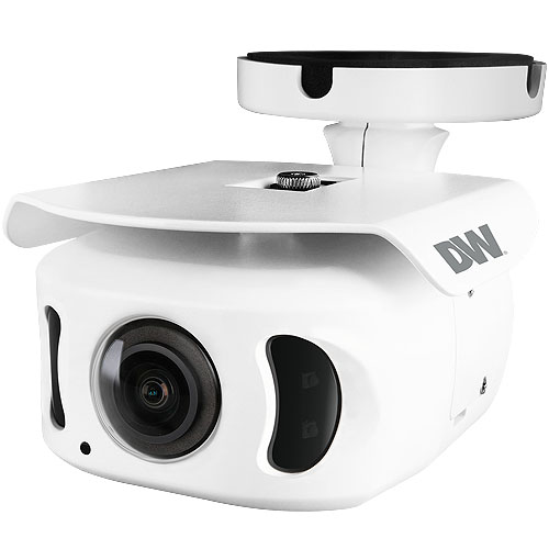 Digital Watchdog MEGApix IVA DWC-MBW8WI2TW 8 Megapixel Network Camera - Bullet - TAA Compliant