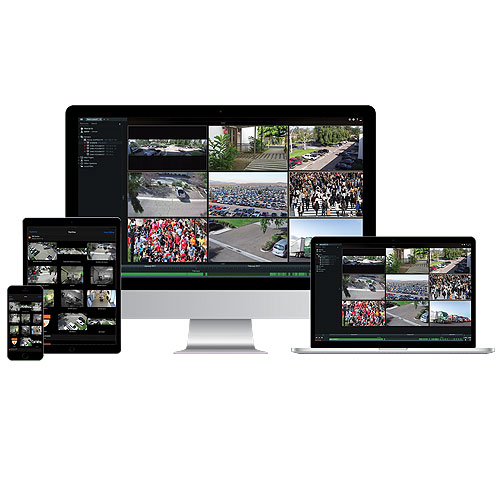 Digital Watchdog Spectrum IPVMS - License - 4 IP Camera