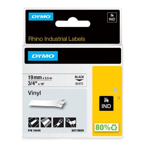 Dymo Coloured Vinyl Label Tape
