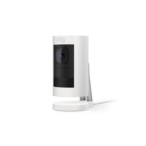 Ring Stick Up Cam 2nd Generation Network Camera - 1 Pack