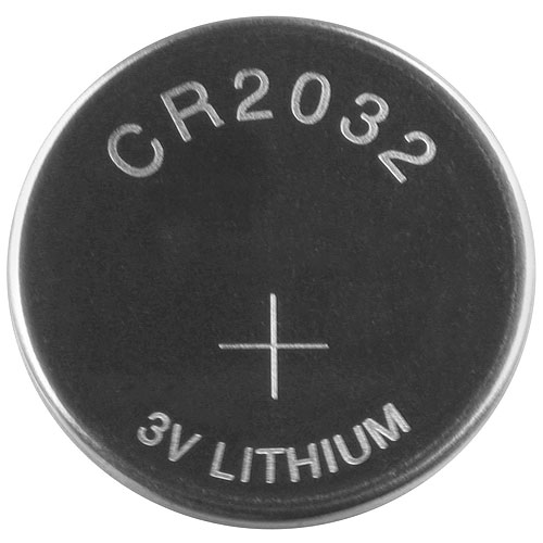 3.0 VOLTS; COIN CELL; 230 MAH