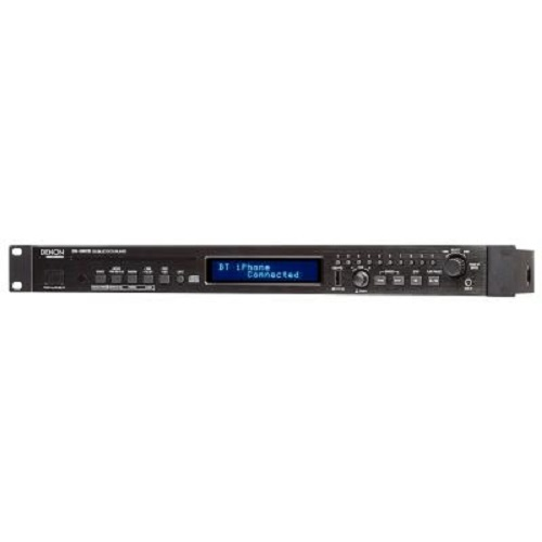 Denon DN-500CB CD/Media Player with Bluetooth, USB, Aux Inputs and RS-232c