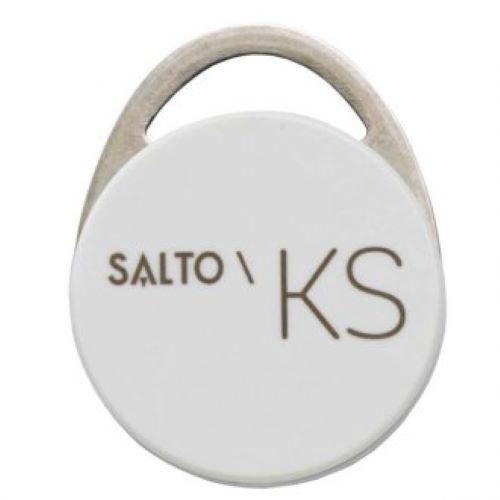 SALTO KS Keyfob, 5 Pack, White PFD04KWKS-5