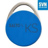 SALTO KS+SVN Keyfob, 5 Pack, Blue PFD04KBSVNKS-5
