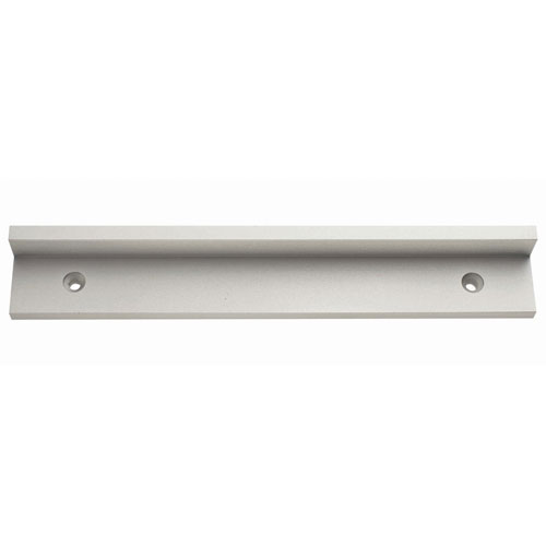 Alarm Controls AM3320 Mounting Bracket for Magnetic Lock - Clear Anodized