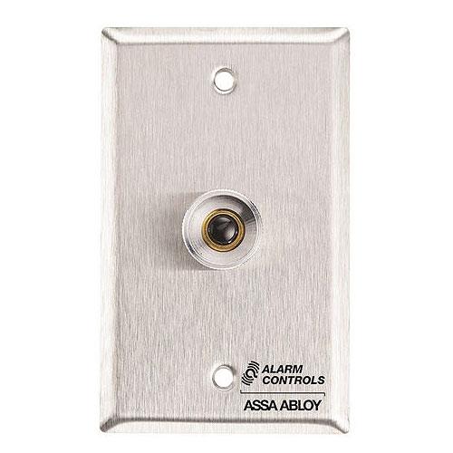 Alarm Controls Panic Button