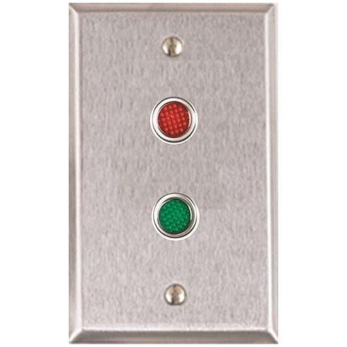 Alarm Controls RP-09L302 Faceplate