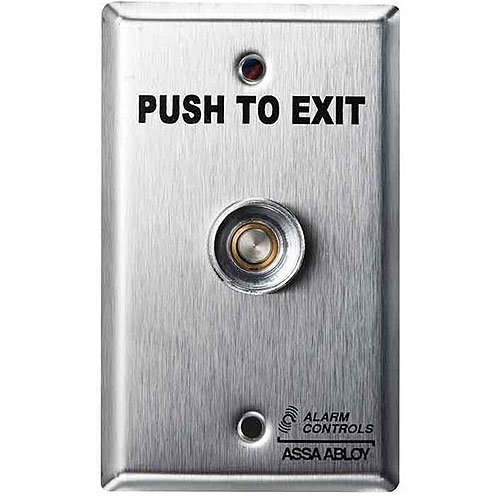 Alarm Controls TS-16 Push Button