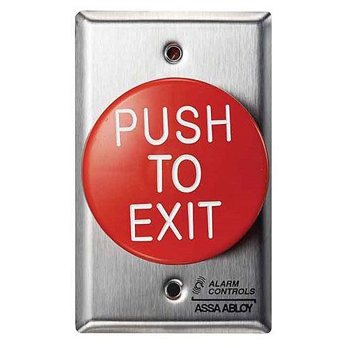 Alarm Controls TS-60 Push Button