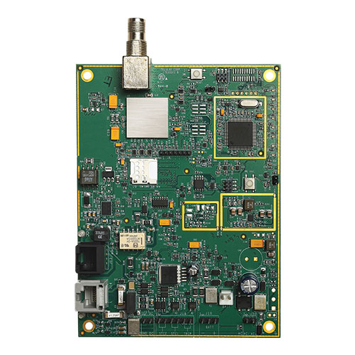 Telguard TG-7UBLA TG-KIT LTE-A Upgrade Board for TG-7 Series Universal Commercial Fire Cellular LTE Alarm Communicator, AT&T